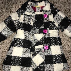 Penelope Mack Girls 2T Dress Coat